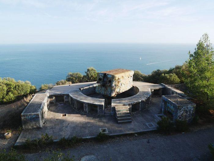 Sea Old Ruin
