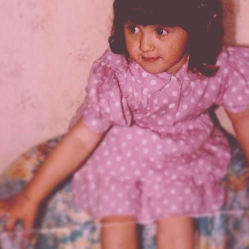 Bimba Vestitino Pois Lilla 1992