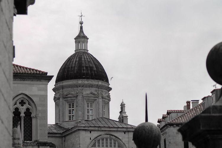 Dubrovnik Architecture Religion Dubrovnik, Croatia Croatia Architecture Landscape Travel Destinations Hrvatska Church Spirituality
