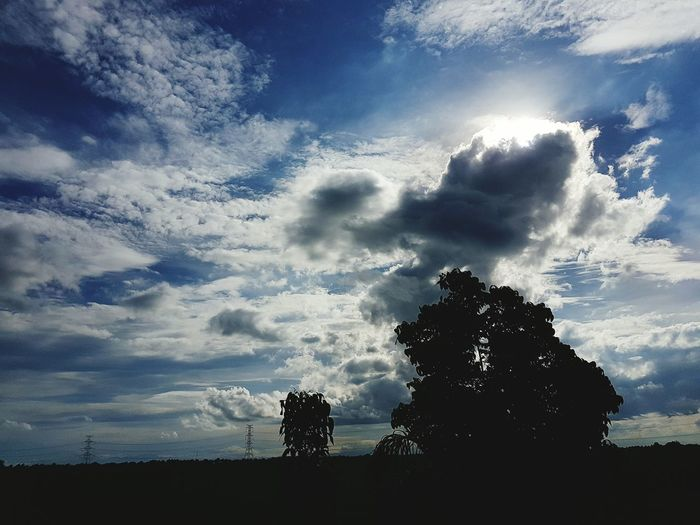 Hello World Taking Photos Check This Out Clouds And Sky Provincelife Enjoying Life Enjoying Nature IloveIT ♡ Inphilippines