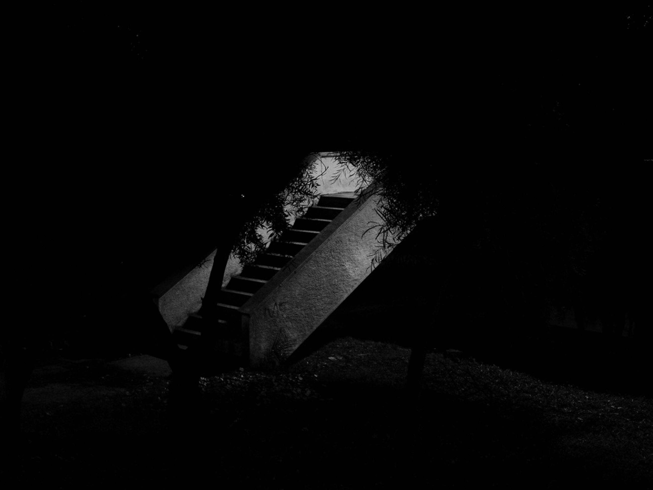 built structure, architecture, steps, abandoned, indoors, steps and staircases, old, staircase, railing, obsolete, sunlight, damaged, wall - building feature, run-down, dark, old ruin, deterioration, no people, shadow, the way forward