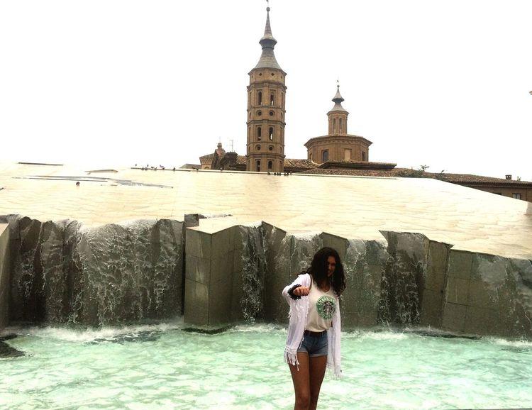 Zaragoza, i'm in love with you😍📍 Hello World