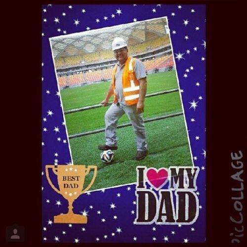 I love my Dad ♡ MelhorPaiDoMundo