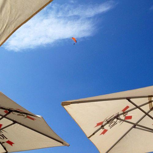 Summer Orio Blue Sky Paragliding