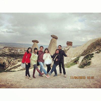Mustafapasa Cappadocia Turkey 20130411 BestFriends Team Trusty