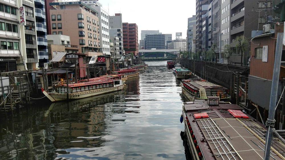 浅草橋から柳橋