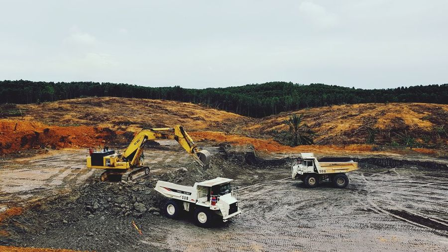 EyeEm Selects First Eyeem Photo Mining Mining Pit Mining Site Openpit Openpitmine EyeEmNewHere