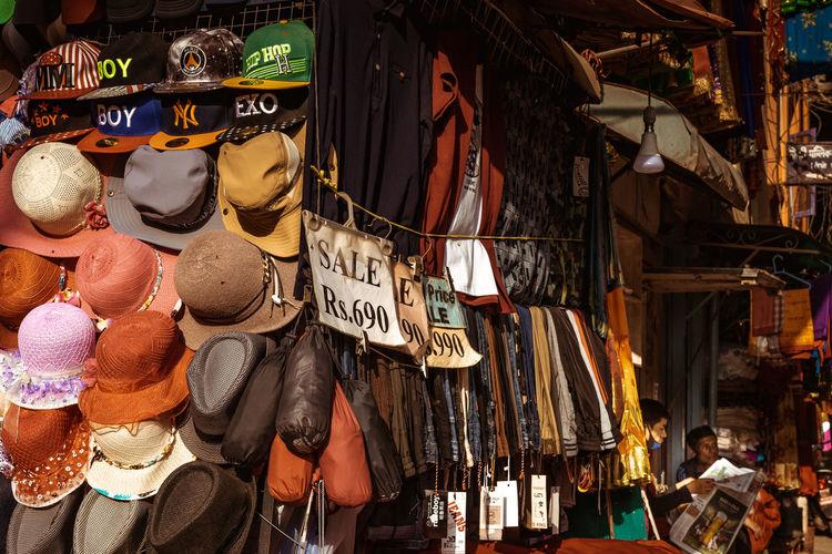 Hat Abundance