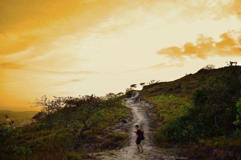 Sunset Sunsetporn Nature Mountain Hiking ⛰🌄