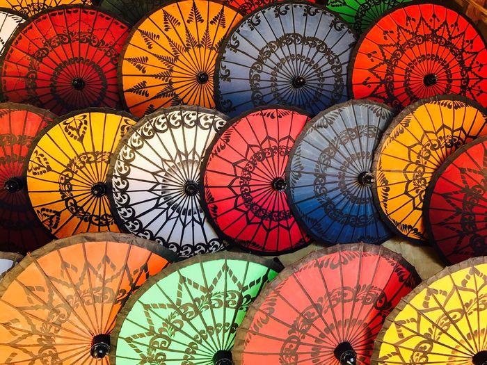 Bagan, Myanmar Ancient City Pathein_umbrella