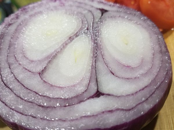 Food And Drink Close-up Indoors  Food No People Healthy Eating Freshness Ready-to-eat Day Purple ♥ Purple Purple Color Purple Onion