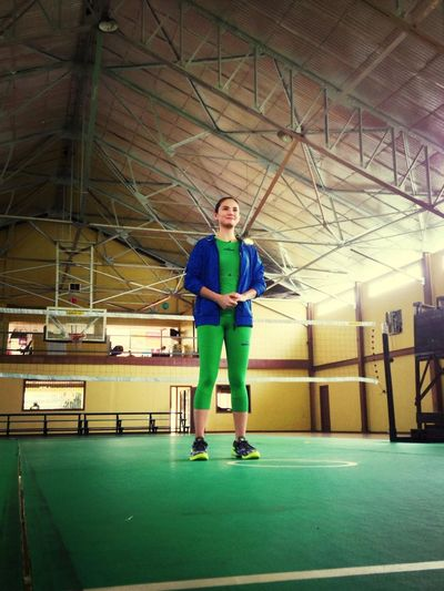 Styled Isabel Oli for Sports Pilipinas with Stella McCartney x Adidas
