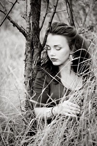 AlinaSmokovaPhotography Canon Portrait Girl Kharkiv Blackandwhite Farytale Nature Beauty Forest