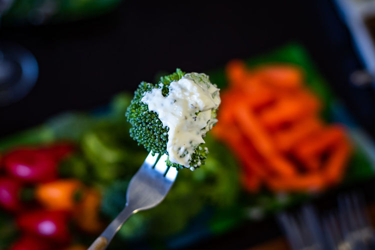 Food And Drink Food Freshness Kitchen Utensil Vegetable Healthy Eating Eating Utensil Close-up Broccoli Focus On Foreground Wellbeing No People Spoon Selective Focus Flower Ready-to-eat Green Outdoors Day Fork Eating Vegetables E Coli Raw Food