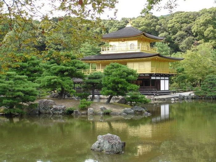 Japanese  Ultimate Japan Details Japan Architecture Japanese Culture Nice Atmosphere From My Point Of View Water Trees Nature Nature On Your Doorstep Yellow House  Lake