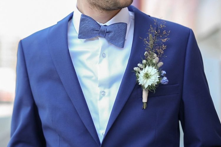 Wedding Wedding Photography Wedding Day Weddingday  Suit Bowtie Groom Groomsmen Fashion Side View Side Profile Flowers White Shirt Formal The Week Of Eyeem