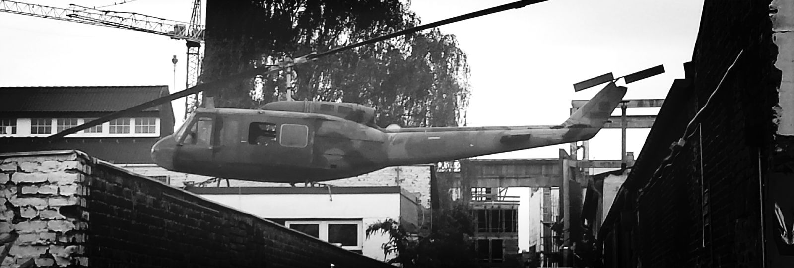 Helicopter What?