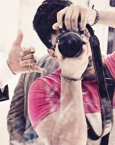 i Was Born To Be Réal Not To Be Perfect !! ElPhotoGraphe !