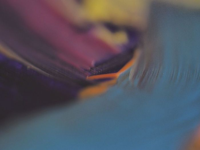 *fragment* Olympus Pen-f Macro Photography Acryliconpaper ArtWork Abstract Colors EyeEmNewHere