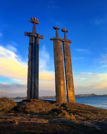 Madla Threesword Norway Hafrsfjord Viking Culture