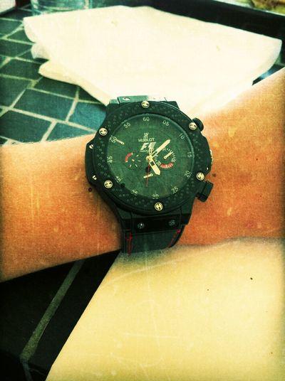 nieuwe horloge at La Cala Golf Club and Resort Nieuwe Horloge