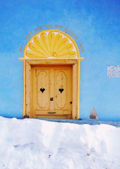 Door in love