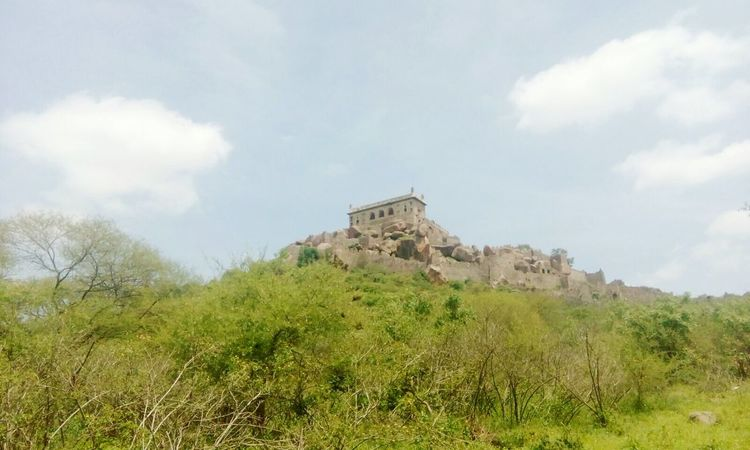 Historic Site Golcondafort Amazing Architecture Historical Monument HtcPhoneOgraphy A.J