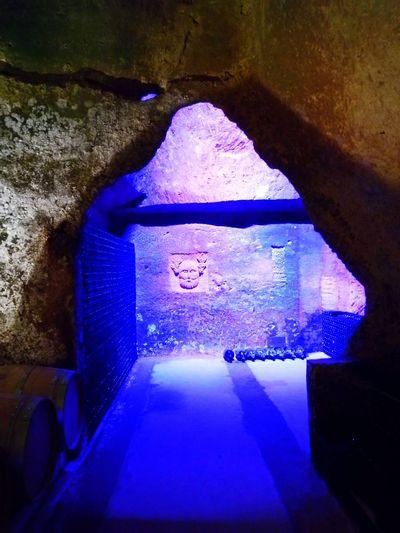 Hidden Gems  Cave Bacco Bordeaux Wine Hidden Subterranean