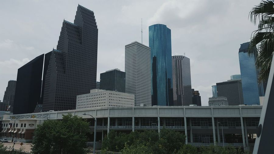 Downtown Houston First Eyeem Photo