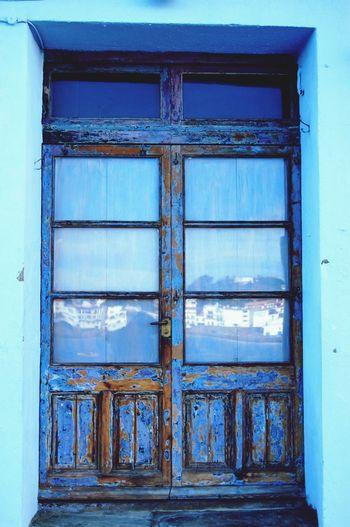 Puerta Doorporn Reflection