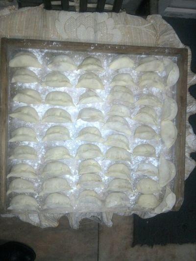Chinese Food Jiaozi