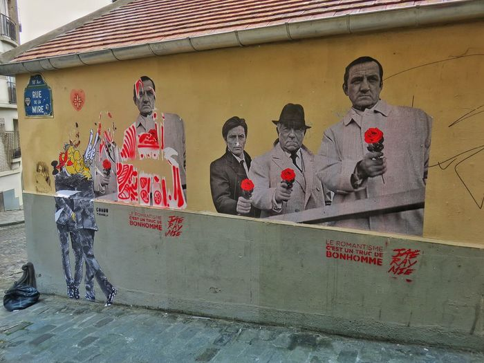 Graffiti Human
