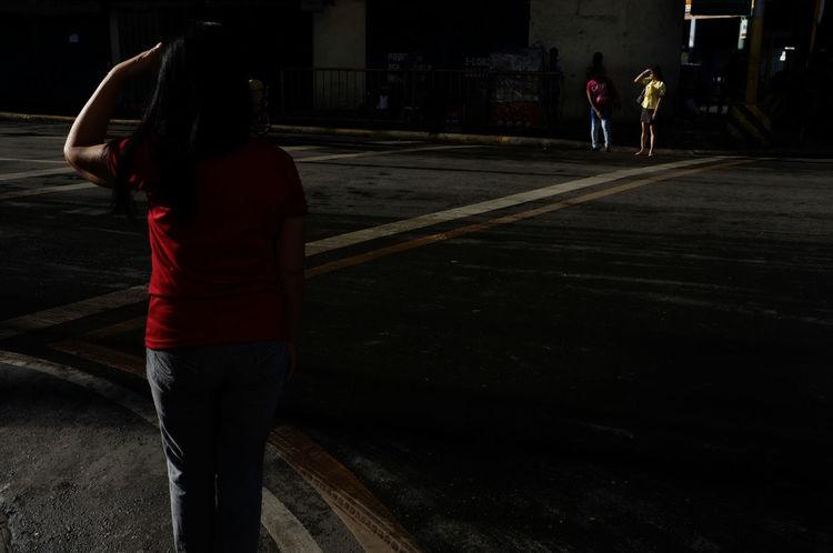 Fujifilm X100. Feb 2016. Borromeo St., Cebu City. Cebu Eyem Philippines FujiFilm X100 Philippines Street Photography Up Close Street Photography Telling Stories Differently The Street Photographer - 2016 EyeEm Awards