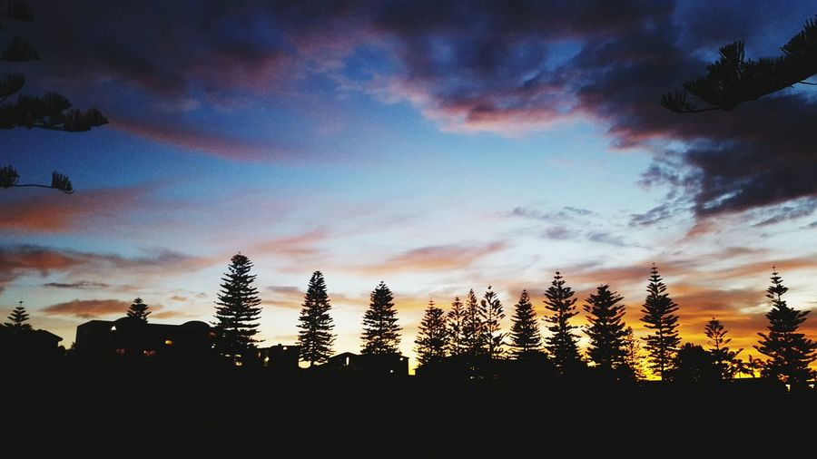 Learn & Shoot: After Dark After Dark Sunset Loveaustralia Relaxing Nature Nature Photography Sky And Clouds Port Macquarie Breathing Space Perspectives On Nature