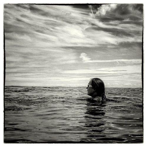 An Open Water Swimmer Timwinton Antheasimone Love Sea