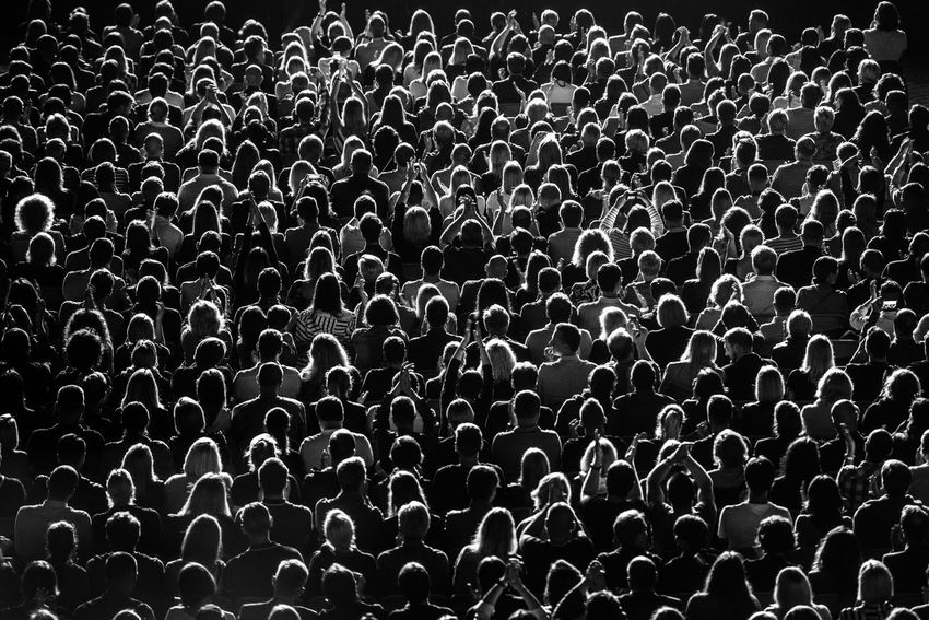 Abundance Arts Culture And Entertainment Backgrounds Concert Crowd Enjoyment Event Festival Full Frame Group Of People High Angle View Large Group Of People Men Music Music Festival Outdoors Pattern Popular Music Concert Real People Stage Stage - Performance Space Women