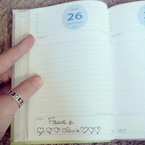 Concert de Fauve iiiih <3 @olivia_alio Fauve Fauvecorp Concert With Olivia 26 Septembre Impatiente Love Dream