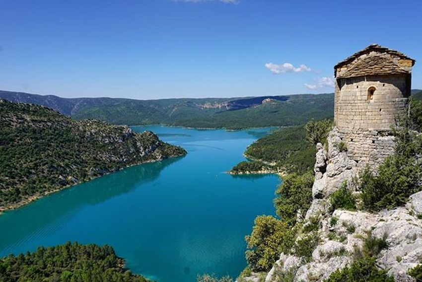ErmitaDeLaPertusa Lleida Nature Descobreixcatalunya Natur Landschaft Landscape_lovers Landscape Water Landscapephotography Thegreatoutdoors-2016eyeemawards