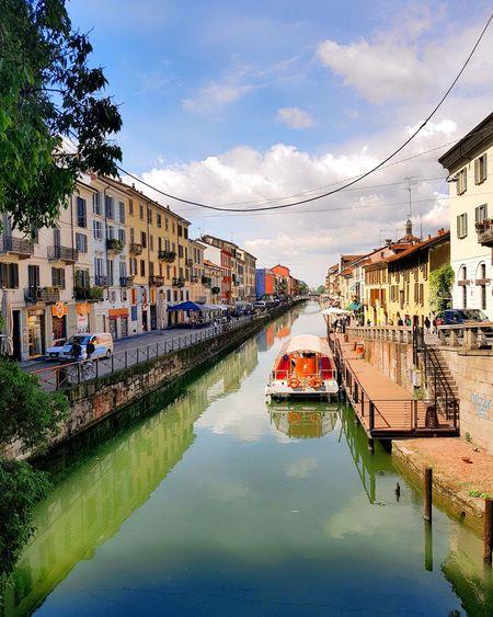 Navigli, Milano Milan Navigli
