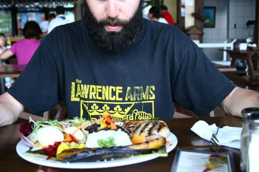 Foood Papaya Picadillo Fresh Arenal  Costa Rica Pure Vida