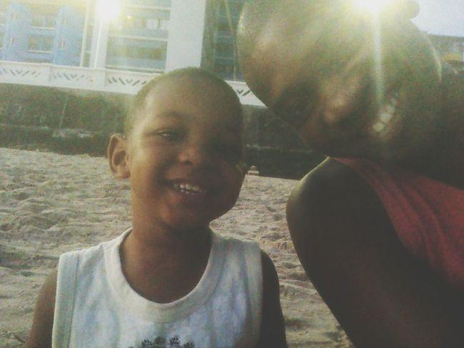 My Son :) My Life ❤ Fláviolima Relaxing Dimalima Sorrindo ;) Smile ✌