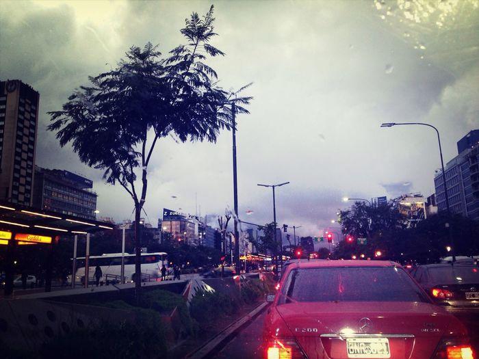 Rainny Day OntheRoadwithBlaBlaCar Buenosaires 12.6.14