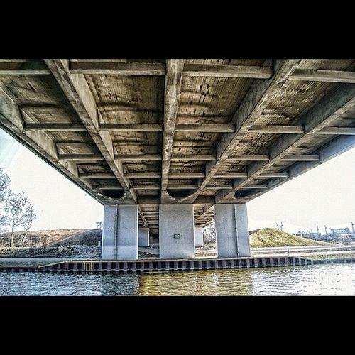 Kanalbrücke Autostadt MyArt
