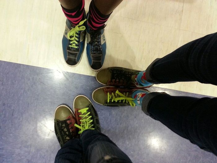 We Went Bowling :-)