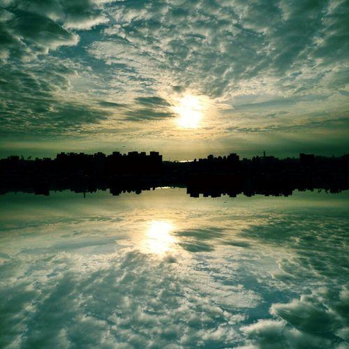 夕陽的 浮光掠影 Sky