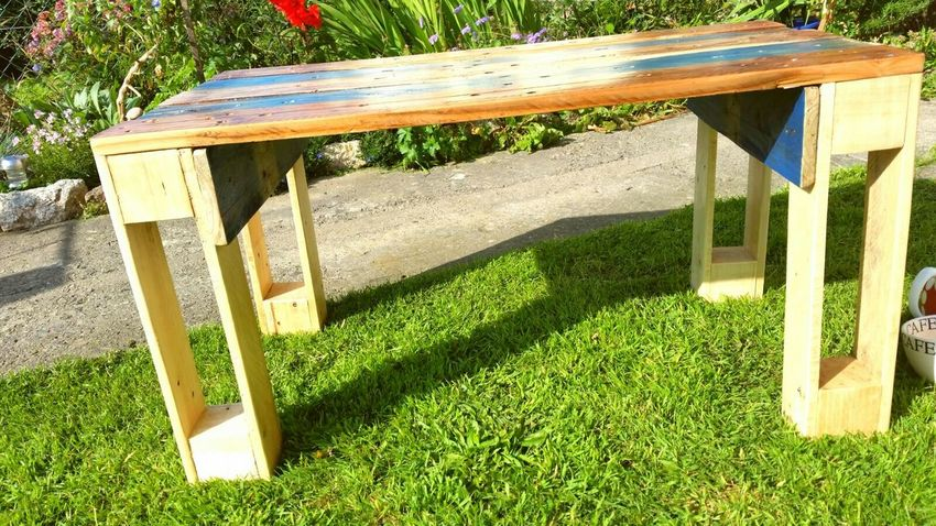 Mistersketchmakes Coffeetable Kernow Cornwall Truro Recycled Materials Furnitureporn Lovecornwall Wood Wooden Cornwall Uk