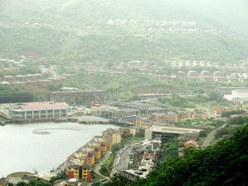 Top View View Of Lavasa📷