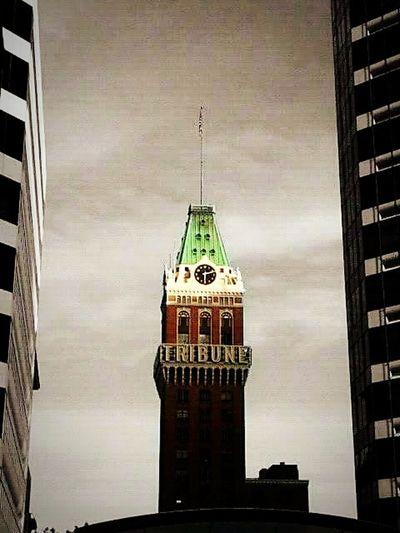 Oakland Tribune Tower Heart Of Oakland