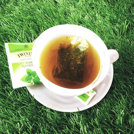18c 🌱 Coolbreeze Pepperminttea Sippin