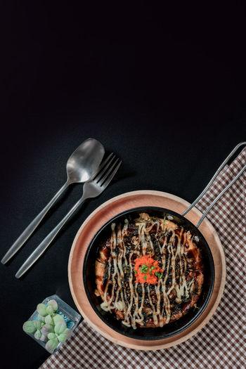Okonomiyaki Hot